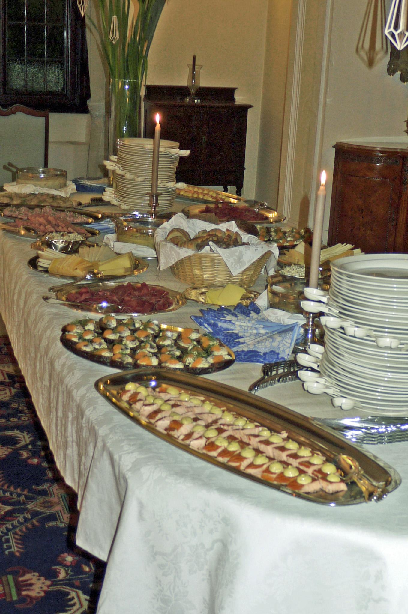 La cucina finlandese di scena a roma - La cucina di rossella ...