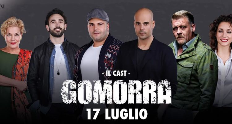 Gomorra DAY a Giffoni 2016