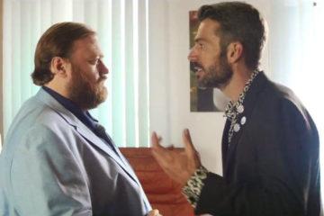Al Posto Tuo, Stefano Fresi e Luca Argentero