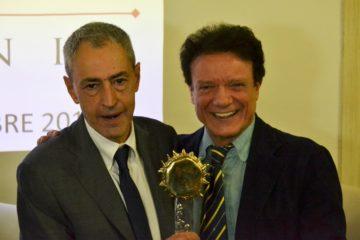 Massimo Ranieri Premio Galà del Cinema e della Fiction