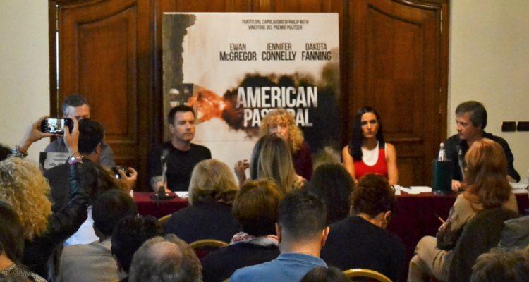 Ewan McGregor debutta alla regia con American Pastoral