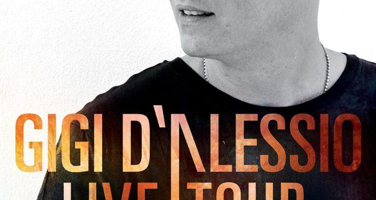 Gigi D'Alessio, ecco le date del tour autunnale: 5 concerti in Lombardia