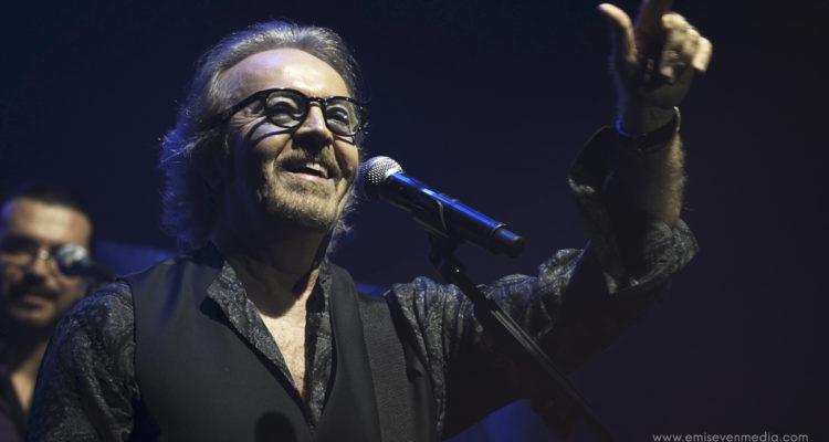 Umberto Tozzi, appendicite e stop concerto a Verona. Possibili date