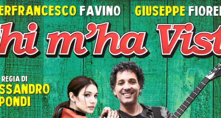 Sparire per essere famosi, Beppe Fiorello e Favino amici sul set