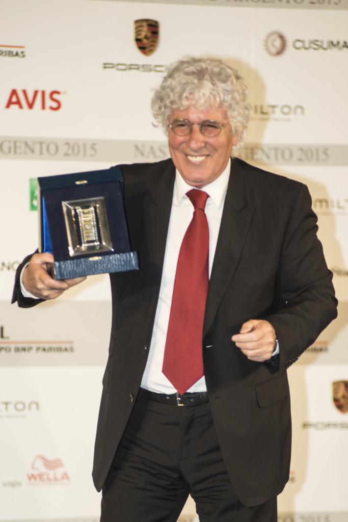 Ninetto Davoli-Premio alla Carriera. Ph. M.Arizzi