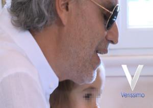 Bocelli foto Verissimo