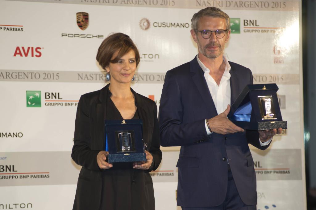 Laura Morante e Lamber Wilson. Ph. M. Arizzi