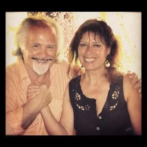 Barbara e Josè Dalì