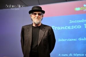 Francesco De Gregori al Salone del Libro 2015. Ph. Sabina FIlice