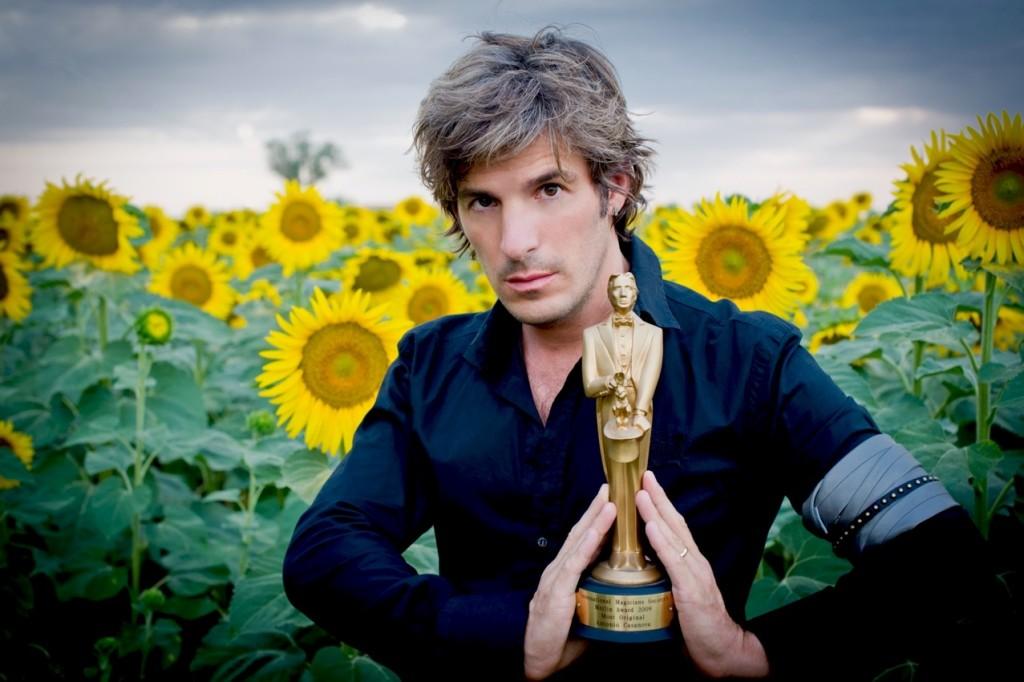 Antonio_Casanova: primo Merlin Award