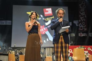 Manuela Grippi e Fabio Giudice. Ph. Sabina Filice