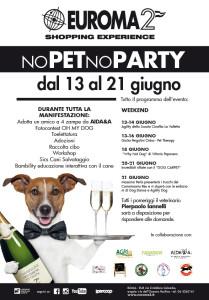 Invito No Pet No Party