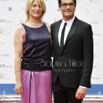 Marco Bonini e moglie