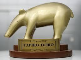 Striscia la Notizia: tapiro d'oro