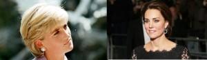 Diana Spencer-Kate Middelton