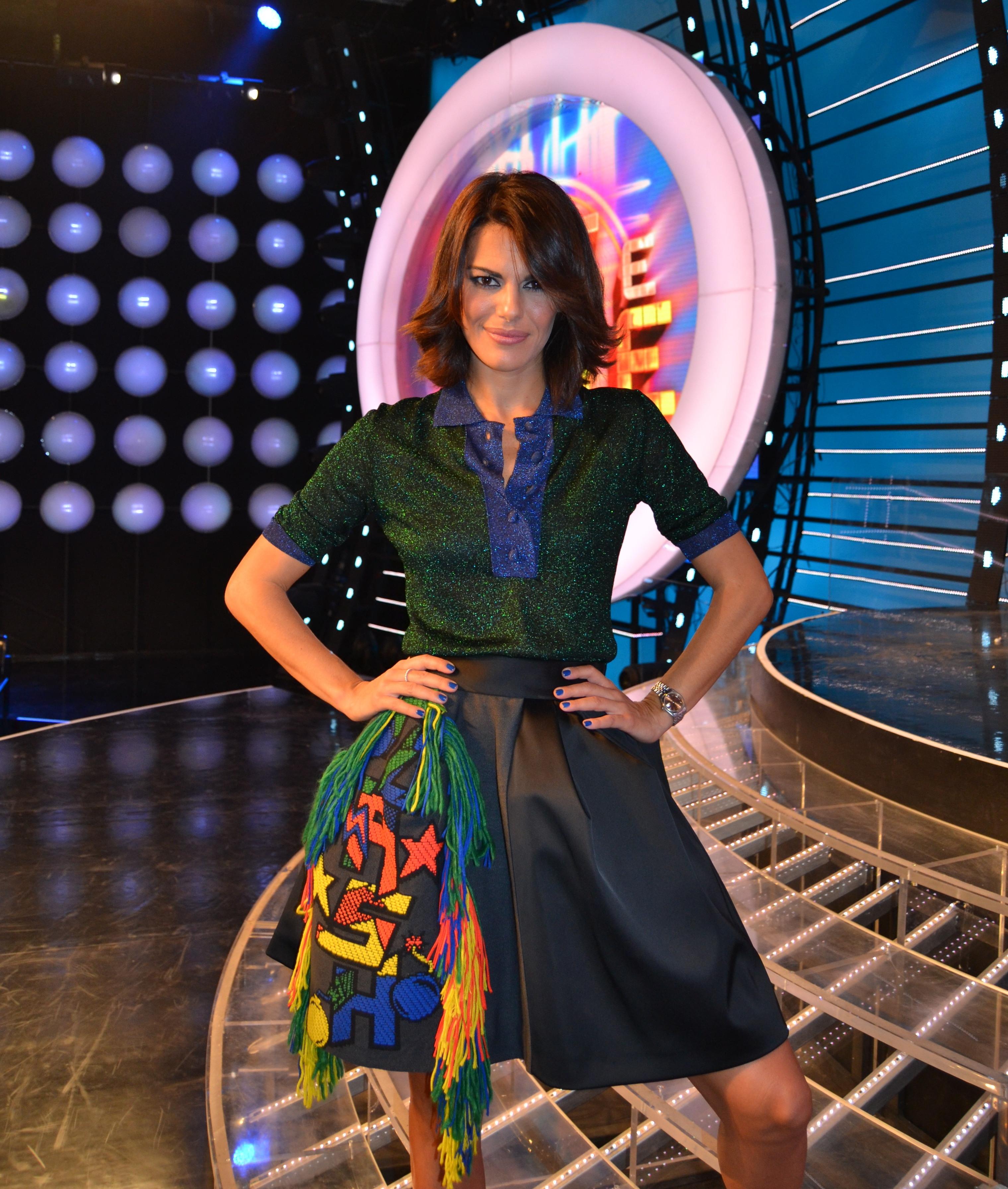 """Bianca Guaccero """"Tale e Quale Show"""""""
