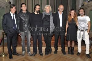 """Film Commission Torino e Cast di """"The Broken Key"""""""
