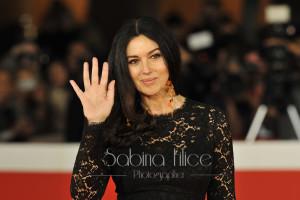 Monica Belluci alla Festa del Cinema di Roma Ph. Sabina Filice