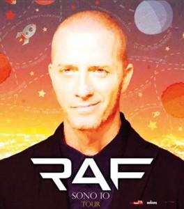 """Raf """"Sono Io Tour"""""""