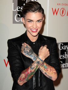 Ruby Rose a Milano