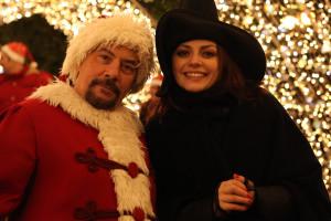 Maurizio Casagrande e Annalisa, Babbo Natale non viene da Nord