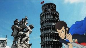 LUPIN (torre di pisa)