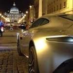 Spectre, Aston martin