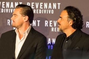 Leonardo Di Caprio e Alejando Inarritu. Ph. M. Arizzi