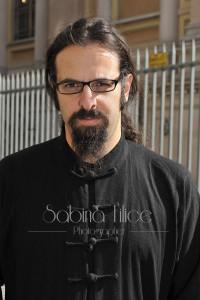 Louis Nero. Ph. Sabina Filice