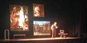 Sgarbi e Caravaggio