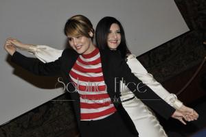 """Laura Pausini e Paola Cortellesi """"Laura e Paola"""""""