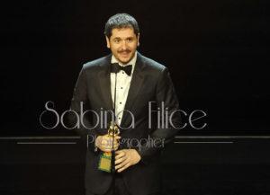 Gabriele Mainetti David di Donatello 2016