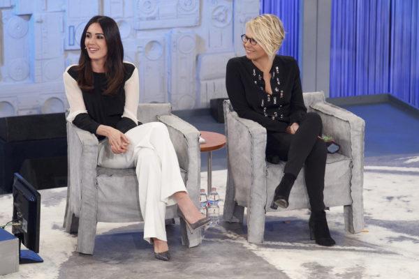 Silvia Toffanin e Maria De Filippi