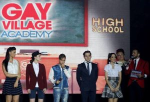 I concorrenti di Gay Village Academy