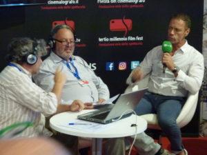 Alberto Crespi, Steve Della Casa e Rocco Siffredi (2)