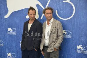 Jude Low e Paolo Sorrentino