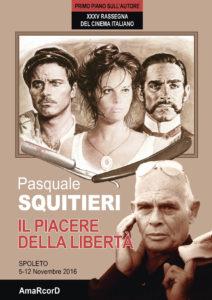 Pasquale Squitieri- Primo Piano sull'Autore