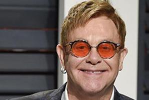Elton John a Verona