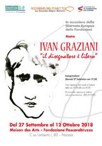 Ivan Graziani in mostra a Pescara