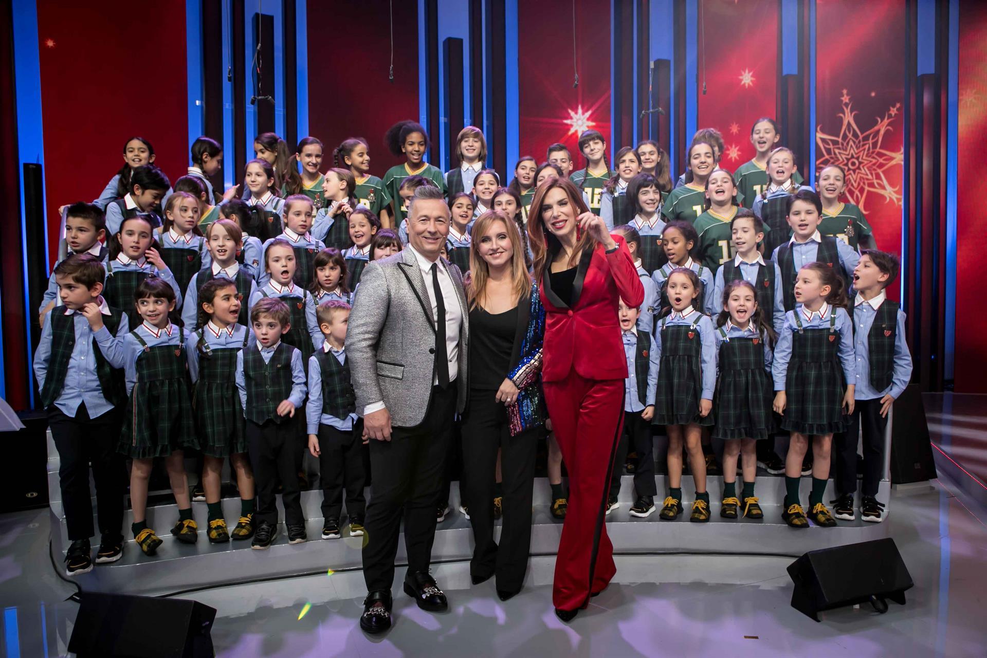 Canzoni Di Natale Zecchino D Oro.Su Rai1 I Festeggiamenti Unificati Dell Attesa E Dello