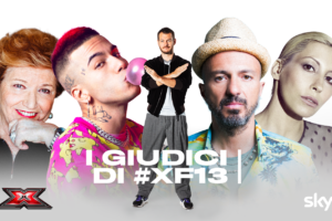 X-Factor 2019 giudici