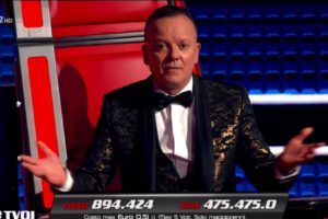Gigi D'Alessio The Voice of Italy Finale