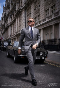 Bond 25, le prime immagini dal set