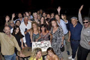 """Gegia Antonagi festeggia 60 anni regalandoci il suo primo ruolo drammatico: """"L'esecuzione"""""""