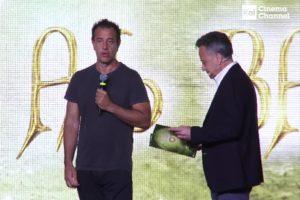 Matteo Garrone presenta Pinocchio a Cinè