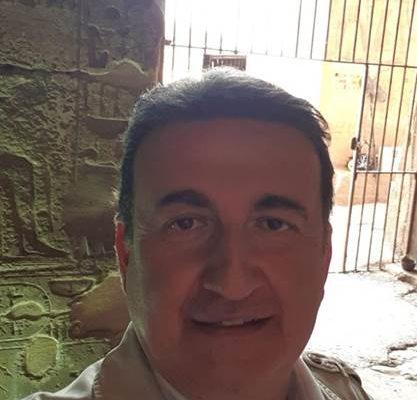 Roberto Giacobbo ci porta oltre il confine, in Egitto