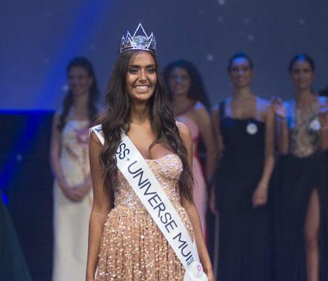 Sofia Marilù Trimarco Miss Universe Italy 2019
