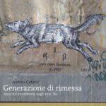 """Copertina del Libro """"Generazione di rimessa"""" di Andrea Catarci"""