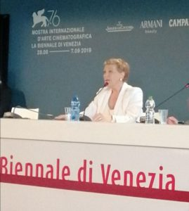 julie andrews Venezia 76
