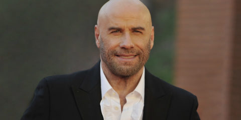 John Travolta alla Festa del Cinema di Roma